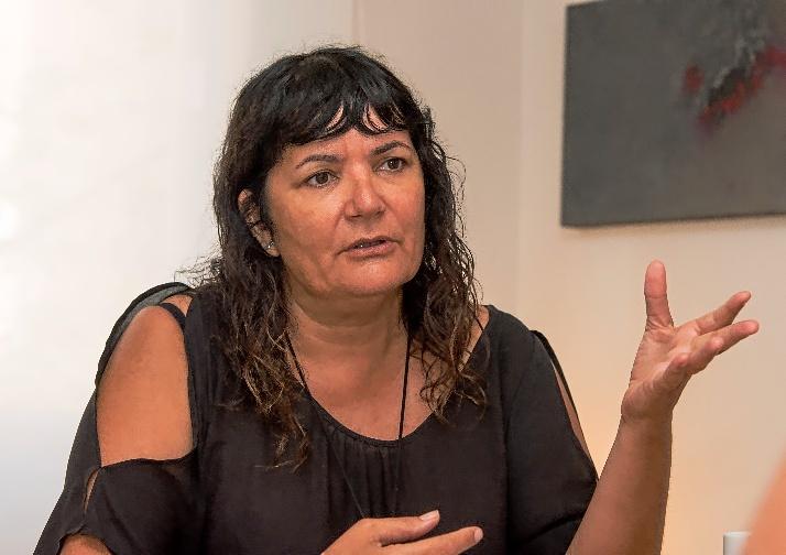 Entrevista a Antonia Miralles