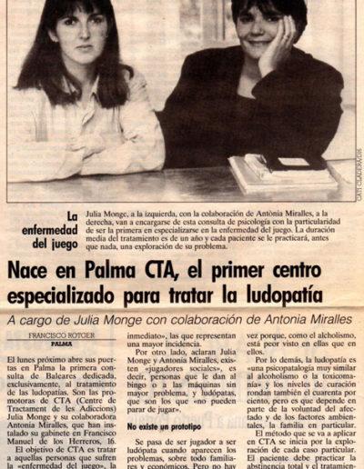 juguesca-1992-Nace CTA-w